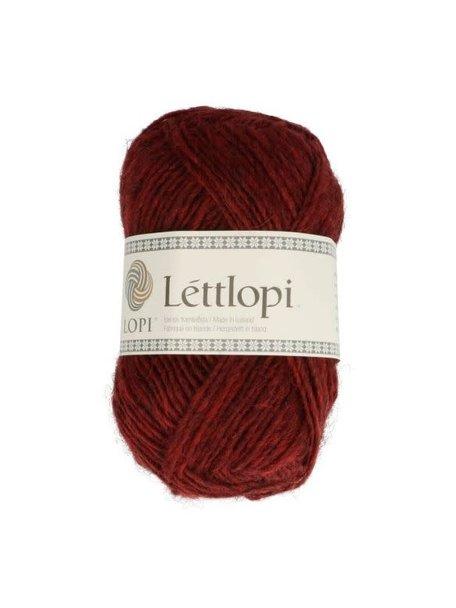 Istex lopi Lett lopi - 9431 - brick heather
