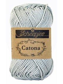 Scheepjes Catona 50 - 172 - Light Silver