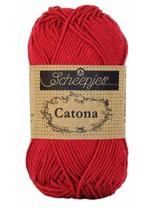 Scheepjes Catona 50 - 192 - Scarlet
