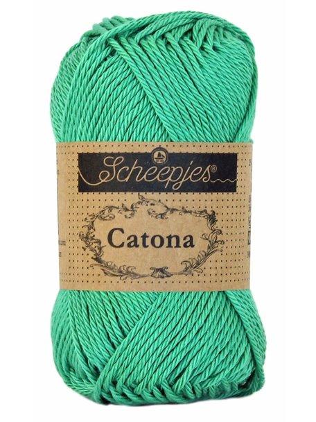 Scheepjes Catona 50 - 241 - Parrot Green