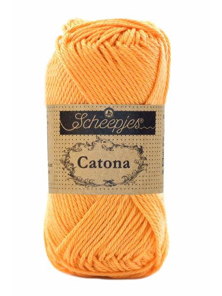 Scheepjes Catona 50 - 411 - Sweet Orange