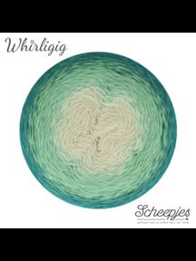 Scheepjes Whirligig - 205 - Teal to ombré