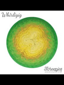 Scheepjes Whirligig - 206 - Green to Ochre