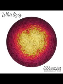 Scheepjes Whirligig - 210 - Plum to Ochre
