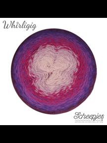 Scheepjes Whirligig - 211 - Plum to Pink