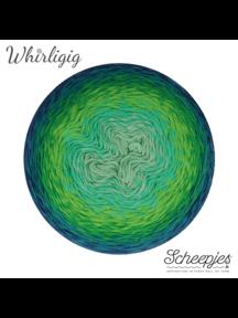 Scheepjes Whirligig - 213 - Sapphire to Teal