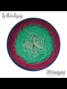 Scheepjes Whirligig - 214 - Sapphire to Jade