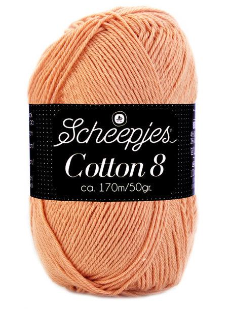 Scheepjes Cotton 8 - 649 - zalm