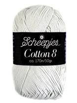 Scheepjes Cotton 8 - 700 - naturel/ ongeverfd