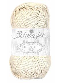 Scheepjes Linen Soft - 616 - ecru