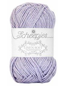 Scheepjes Linen Soft - 624 - licht paars
