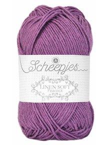 Scheepjes Linen Soft - 612 - warm paars