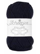 Scheepjes Linen Soft - 621 - marine blauw