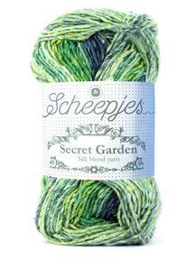 Secret Garden - 702 - Herb Garden