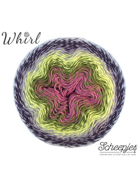 Scheepjes Whirl - 770 - Black Forest Zinger