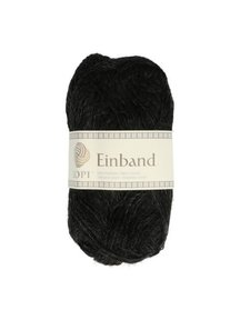 Istex lopi Einbandlopi - 0151 - black heather