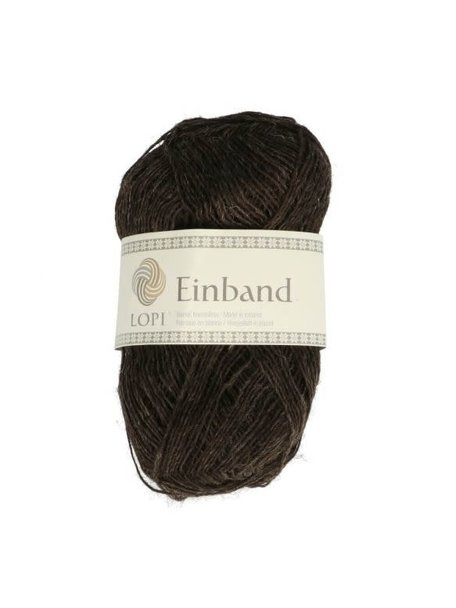 Istex lopi Einbandlopi - 0852 - black sheep heather