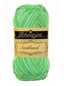 Scheepjes Sunkissed - 14 - Spearmint green