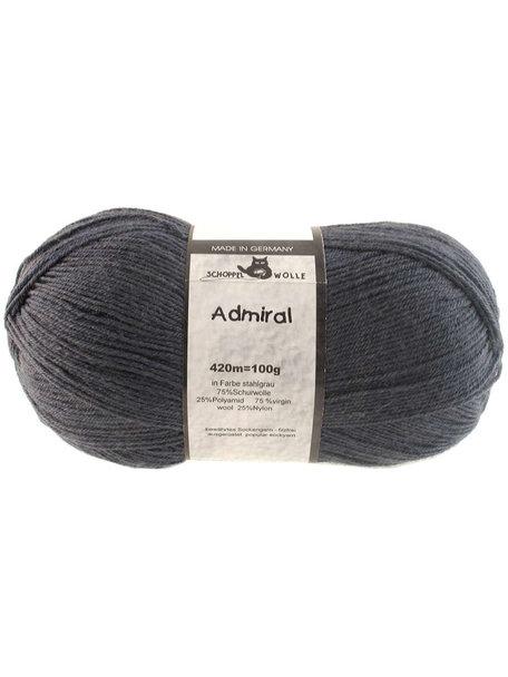 Schoppel Admiral Admiral 9505 Steel Grey