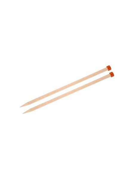 KnitPro Basix Birch 40cm 9,00 mm
