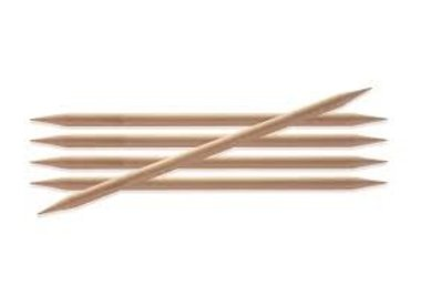 Basix Birch double pointed needles 20cm