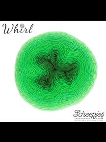 Scheepjes WhirlOmbré - 565 - Murderous Mint