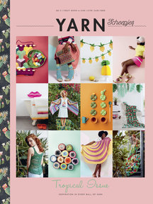 Scheepjes Yarn Bookazine #3 - EN - Tropical Issue