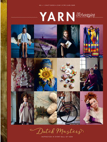 Scheepjes Yarn Bookazine #4 - EN - Dutch Masters