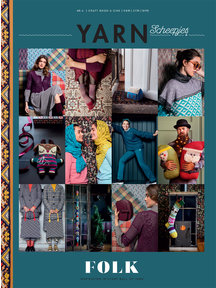 Scheepjes Yarn Bookazine #6 - EN - Folk