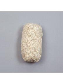Rauma 4-tråds spælsaugarn - 601 - wit