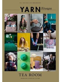 Scheepjes Yarn Bookazine #8 - EN - Tea Room