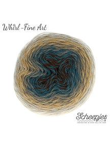 Scheepjes Whirl Fine Art - 654 - Cubism