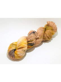 Mina Dyeworks Socksanity - 100gram=420m 75% wol 25% nylon - ''Anhur''