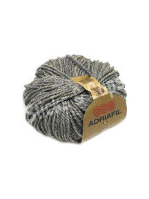 Adriafil WoLi - 10 - Grey/ blue