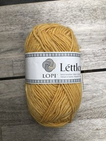 Istex lopi Lett lopi - 1411 - sun yellow - discontinued