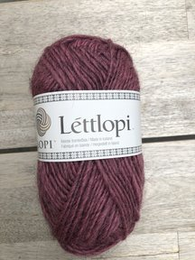 Istex lopi Lett lopi - 9428 - rose heather - discontinued