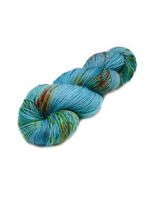 Mina Dyeworks Socksanity - 100gram=420m 75% wol 25% nylon - ''Firoozeh''