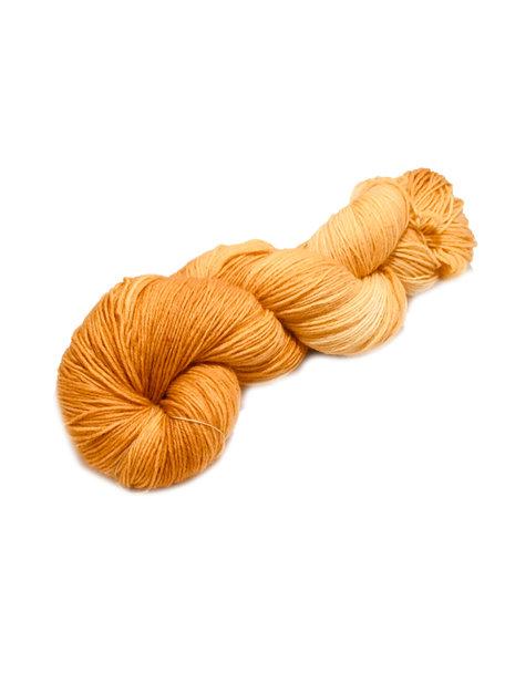 "Sticks & Cups Socksanity - 100gram=420m 75% wol 25% nylon - ""Goldenrod Ombré"""