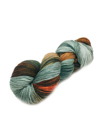 Sticks & Cups Pardis - Basalt Sunset - 150g - 390m - 80% SW Merino 20% Polyamide - 4-6mm
