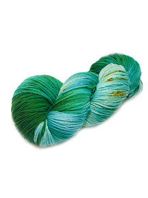 Sticks & Cups Pardis - Fairy Forest- 150g - 390m - 80% SW Merino 20% Polyamide - 4-6mm