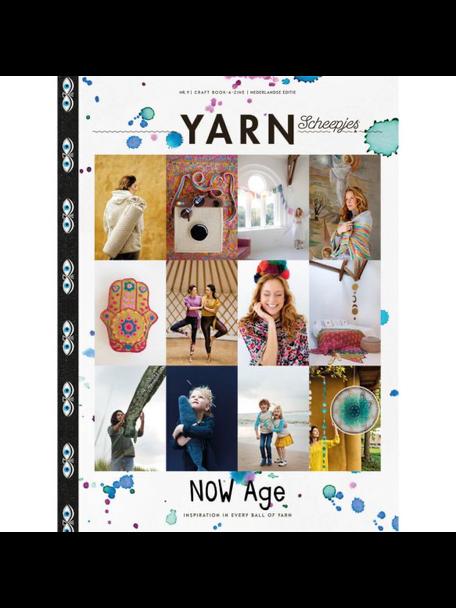 Scheepjes Yarn Bookazine #9 - NL - Now Age