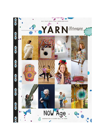Scheepjes Yarn Bookazine #9 - EN - Now Age