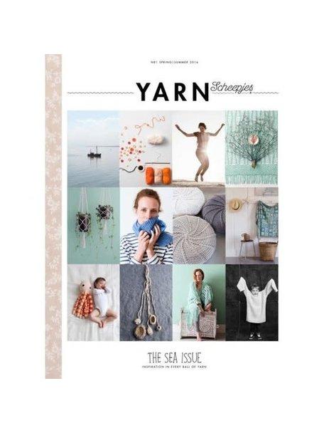 Scheepjes Yarn Bookazine #1 - The Sea Issue
