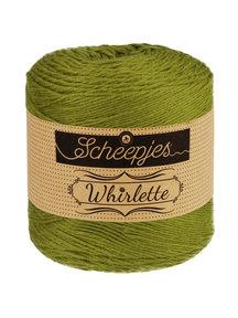 Scheepjes Scheepjes Whirlette - 882 Tangy Olive