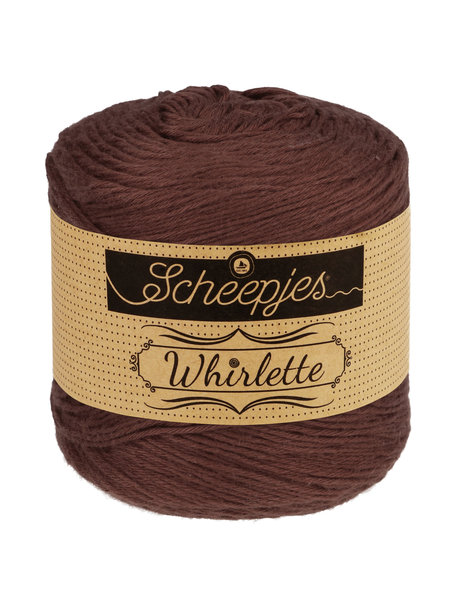 Scheepjes Whirlette - 891 Chestnut