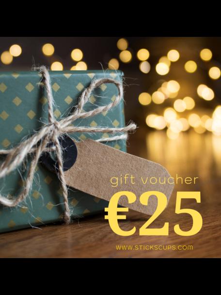 Gift Voucher €25
