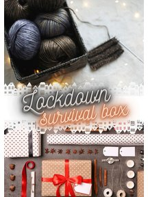 Sticks & Cups Lockdown Survival Box - 75