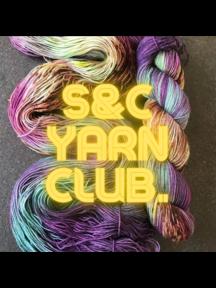 Mina Dyeworks Monthly Yarn Club