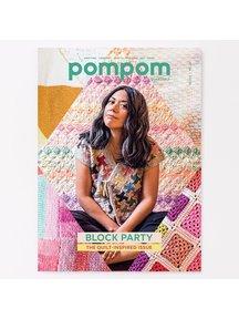 PomPom Pompom 36 - spring 2021 - Block party