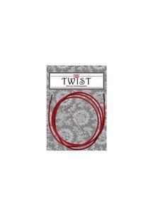ChiaoGoo ChiaoGoo Twist Red kabels 125cm small